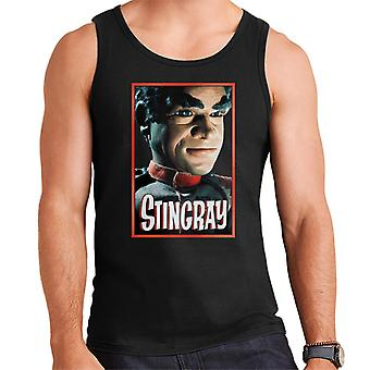 Stingray Commander Sam Shore Portrait Men's Vest