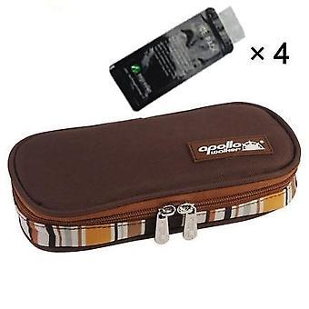 Portable Insulated, Diabetic Insulin, Travel Case, Cooler Box Bag