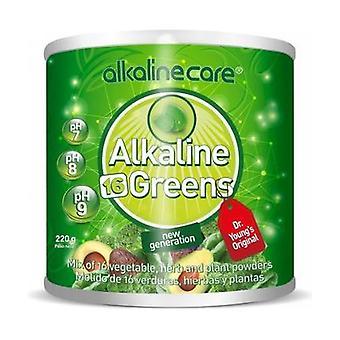 Alkaline 16 green 220 g