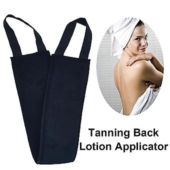 Self Tanning Mitts Back Applicator Perfect For Tanning Creams Mousses-holds
