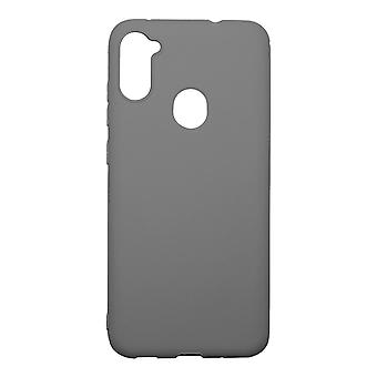 Ultra-Slim Case compatible with Samsung Galaxy A11 | In Grey |