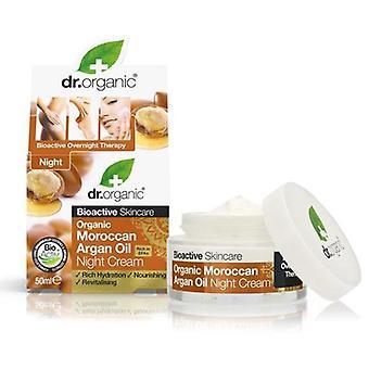 Dr. Organic Marokkanische Arganöl Nachtcreme