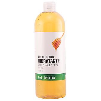 Vendrell Gel Feuchtigkeitsspendender Honig-Gelée Royale 1000 ml