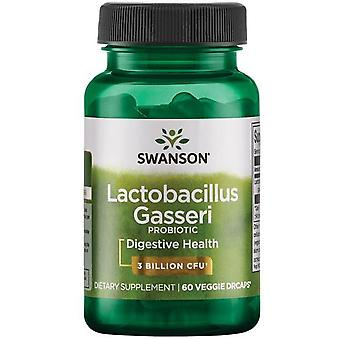 Swanson Lactobacillus Gasseri 3 Milliarden Cfu 60 Kapseln