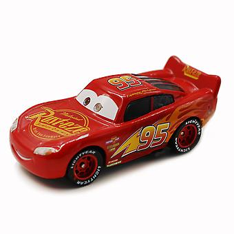 95 Mcqueen Racing Car Toy Model