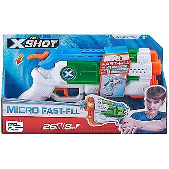 Zuru X-Shot Micro snabbfyll vattenbläster