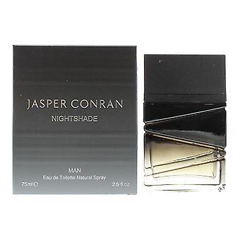 Jasper Conran Nightshade Man Eau de Toilette 75ml Spray