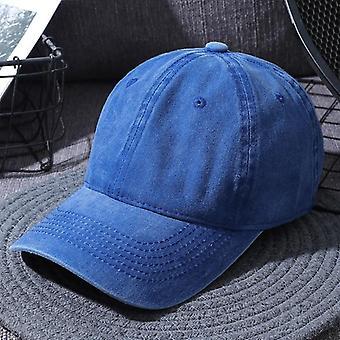 Dad Hat Solid Sport Unisex Outdoor Caps