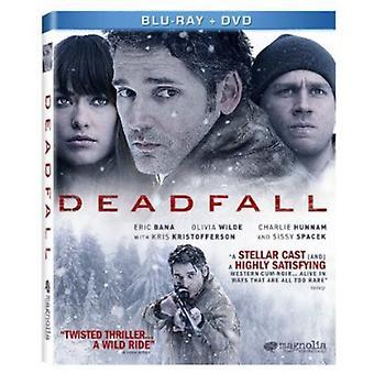 Deadfall [BLU-RAY] USA import