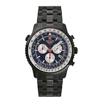 Swiss Alpine Military 7078.9175SAM Men's Watch Chronograph