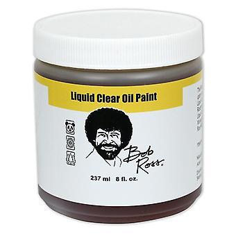 Bob Ross Liquid Clear Oil Paint Medium 237ml