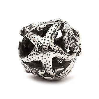 Trollbeads 11328 - Bead da donna, argento sterling 925