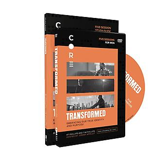 Transformed Study Guide with DVD by RT PhillipsTim Phillips