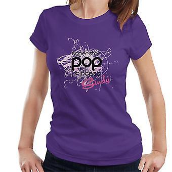 Sindy Superstar Pop Princess Women's T-Shirt