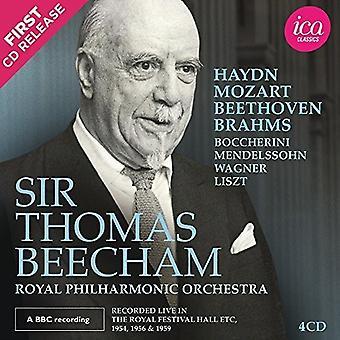 Beethoven / Young - Sir Thomas Beecham Live [CD] USA import