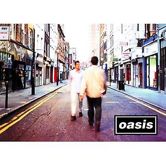 Oasis - Morning Glory Postcard