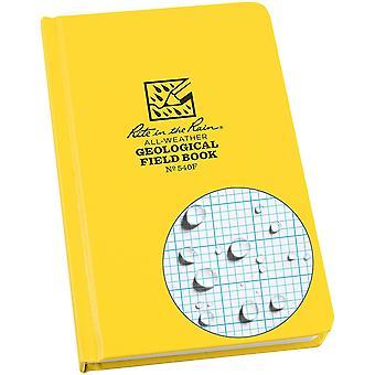 FengChun 540F Ringblöcke, gelb, 4.75 x 7.5 x .5 Inch