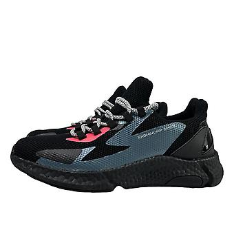 Popcorn Sole Soft Elastic Lightweight Men's Sports Casual Shoes
