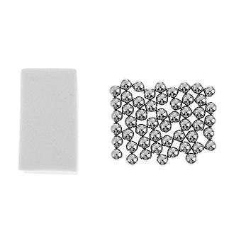 Model Paint Mixing Special Steel Ball Mini Stainless Steel Ball Set For Shaking