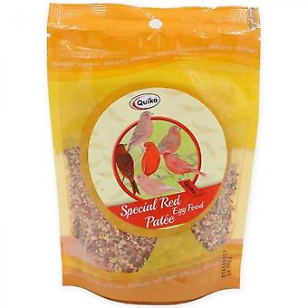 Quiko Special Red Whole Egg Pie - For Red Filled Canaries - 125 G Bag