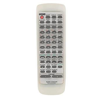 Nouvelle télécommande adaptée au contrôleur de lecteur de système audio panasonic RAK-SC972WK