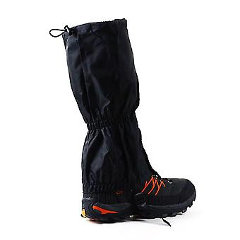 1Pair waterproof leg gaiters hiking trekking gaiters breathable legging skiing shoes cover legs protection guard for camping #ww