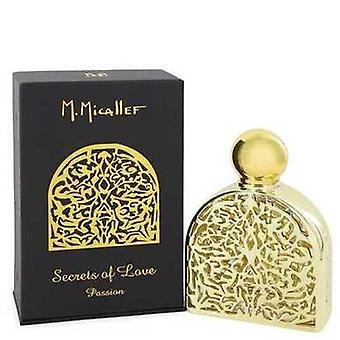 Secrets Of Love Passion By M. Micallef Eau De Parfum Spray 2.5 Oz (women)