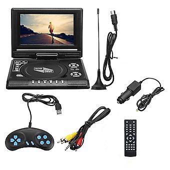 7,8 tuuman Hd Tv -kotiauto dvd / Vcd Cd Player Sd Card Tv Vcd -teatterijärjestelmä