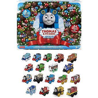 Calendrier de l'Avent Thomas & Friends Minis