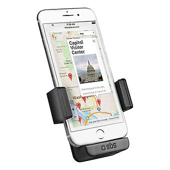 """Mobile Support for Cars SBS TE0UCH10A 5,5"""" Black"""