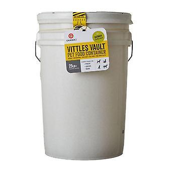 Vittles Vault Ilmatiivis lemmikkieläinten ruokasäiliö - 20-25 lbs