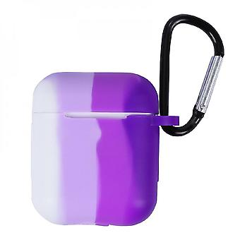 Silicone Cases For Airpods/rainbow Silicone Case For Bluetooth Wireless Earphone