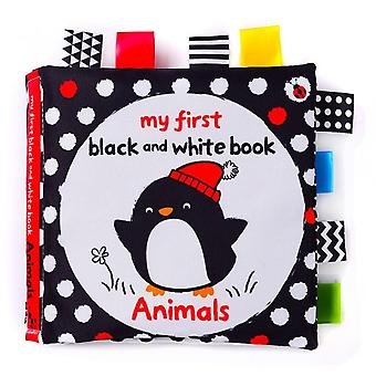Early Learning Develop Cognize Reading Puzzle Book Toys Infant Quiet Books For Kids