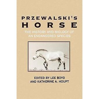 Przewalski's Paard
