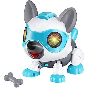 Vemix Diy Voice Control Touch Sensor Elektronische Robot Hond Kinder educatief speelgoed