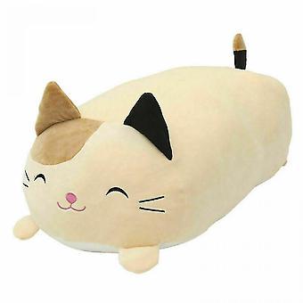 Cat Plush Toy Pillow Cute Doll Prezent urodzinowy