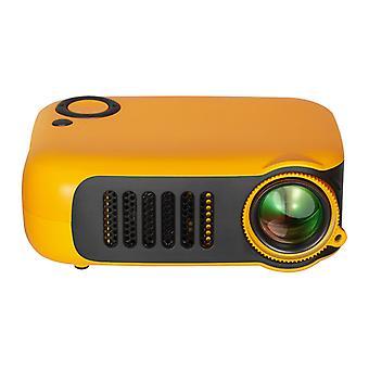 Kannettava mini-langaton video projektori