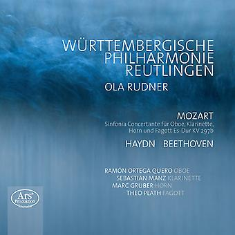 Mozart / Wurttembergische Philharmonie Reutlingen - Orchestral Works [SACD] USA import