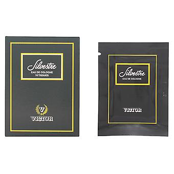 Uds Perfumadas 10 Victor Silvestre Toallitas pour hommes