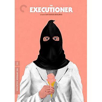 Executioner [DVD] USA import