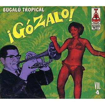 Gozalo - Vol. 4-Gozalo [CD] USA import