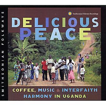 Délicieuse paix: Café musique & Interfaith harmonie - paix délicieuse: importation USA café musique & Interfaith harmonie [CD]