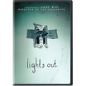 Lights Out [DVD] USA import