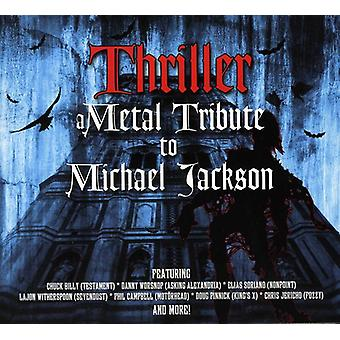 Thriller-a Metal Tribute to Michael Ja - Thriller-a Metal Tribute to Michael Ja [CD] USA import