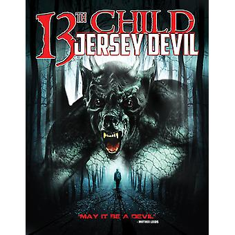 13th Child: Jersey Devil [DVD] USA import