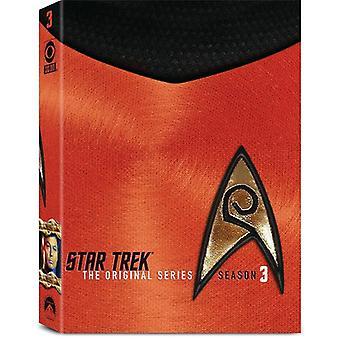 Star Trek: Original Series - Season Three [DVD] USA import