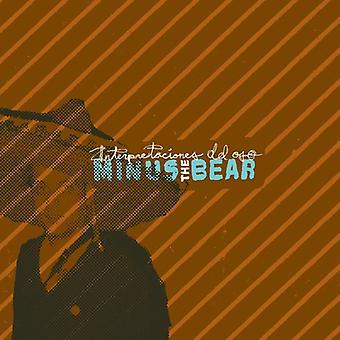 Minus the Bear - Interpretaciones Del Oso [CD] USA import