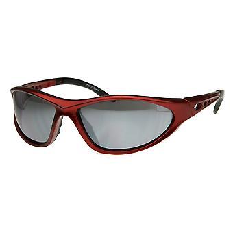 Aggressive TR-90 Material Sport Rahmen Sonnenbrillen mit Gurt