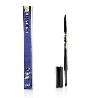 Double Wear Stay In Place Brow Lift Duo-# 05 korostus/musta-0,09 g/0.003 oz