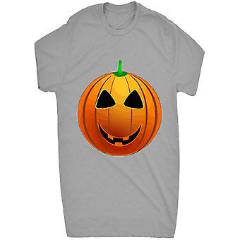 Renommierten Lächelndes Smiley Kürbis Halloween Face_vectorized